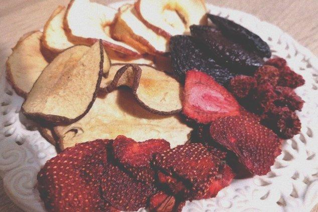 dieta - zdrowe przekąski
