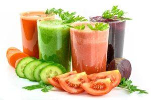soki naturalne warzywne